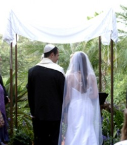 Under the Chuppah