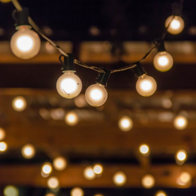 Festoon-lighting